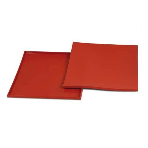 tapis biscuit roulé silicone